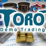 Trading assets on eToro