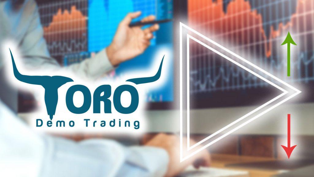 Triangle Pattern on eToro