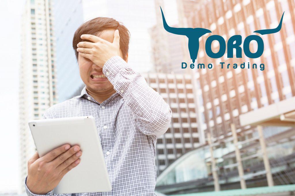 Bear market shorting eToro