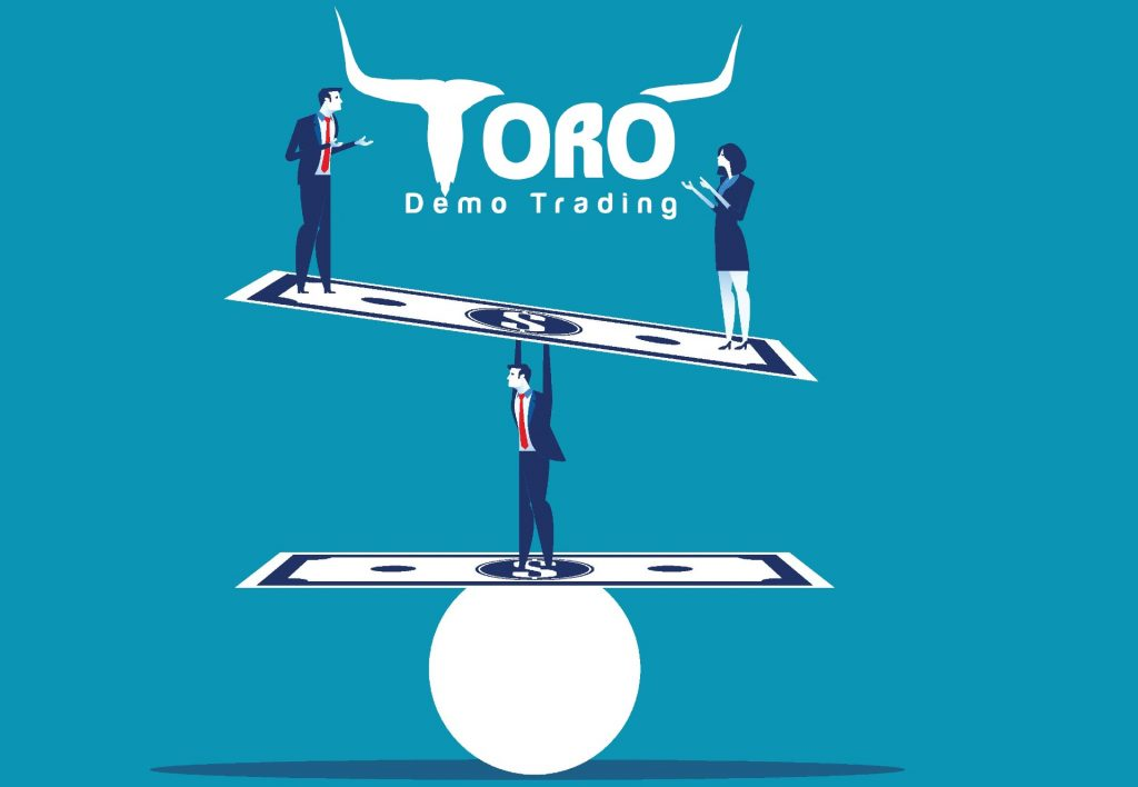 eToro portfolio balance