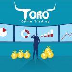 Beta of a company etoro